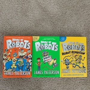 House of Robots 1-3